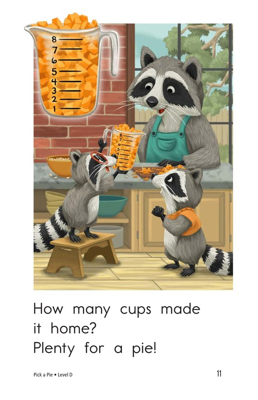 Book Preview For Pick a Pie Page 11
