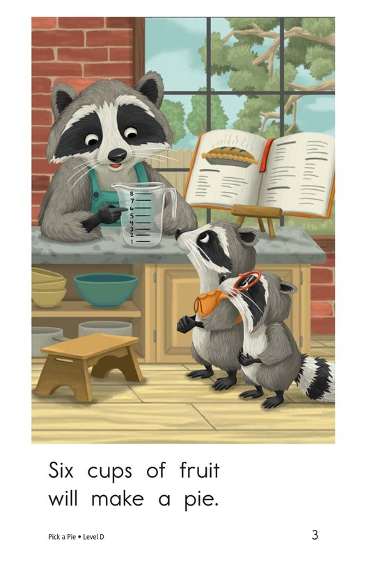 Book Preview For Pick a Pie Page 3