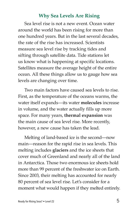 Book Preview For Ready for Rising Seas? Page 5