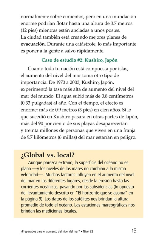 Book Preview For Ready for Rising Seas? Page 15