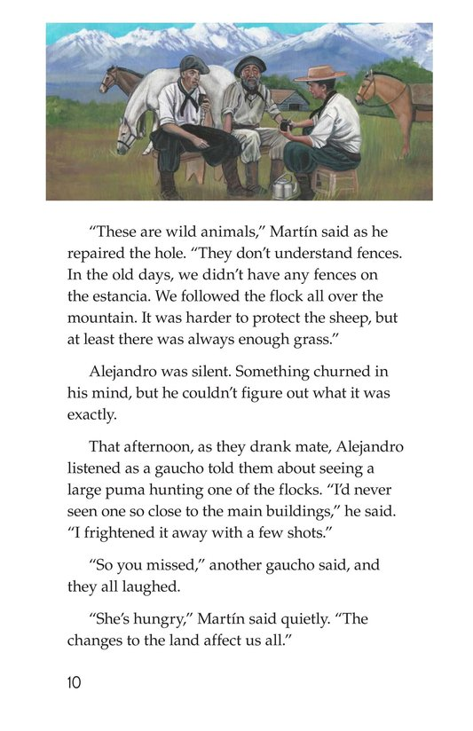 Book Preview For A Place for Wild Things Page 10