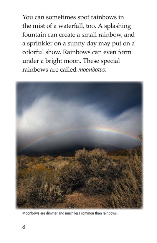 Book Preview For Rainbows Page 8