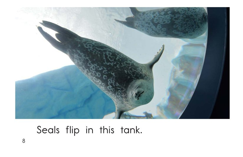 Book Preview For The Aquarium Page 8