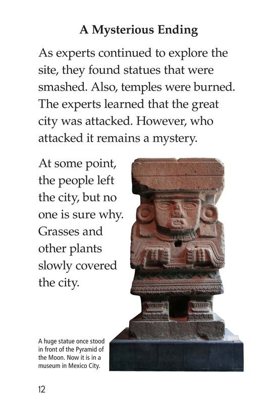Book Preview For Teotihuacan Page 12