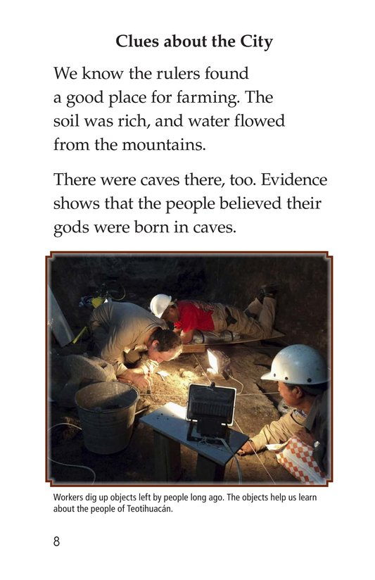Book Preview For Teotihuacan Page 8
