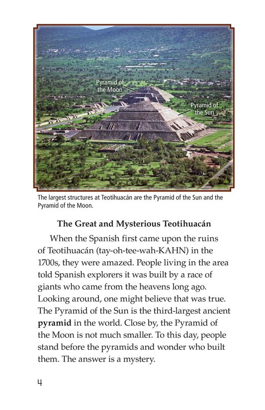 Book Preview For Teotihuacan Page 4