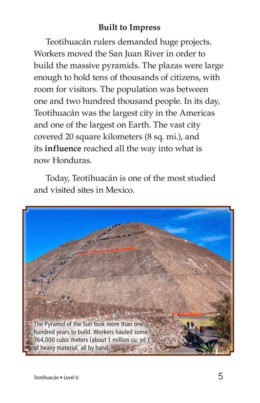 Book Preview For Teotihuacan Page 5