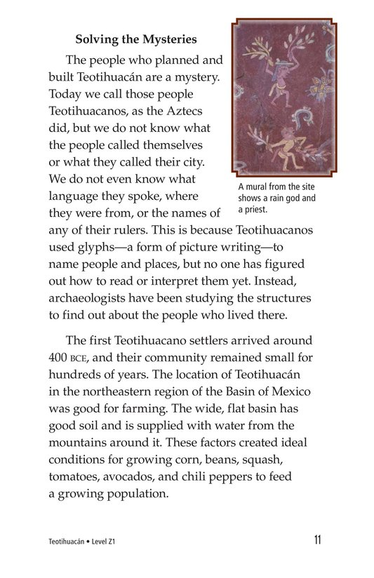 Book Preview For Teotihuacan Page 11