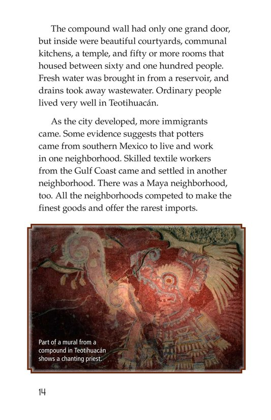 Book Preview For Teotihuacan Page 14