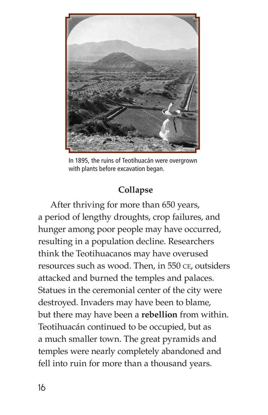 Book Preview For Teotihuacan Page 16
