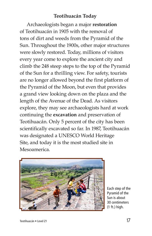Book Preview For Teotihuacan Page 17