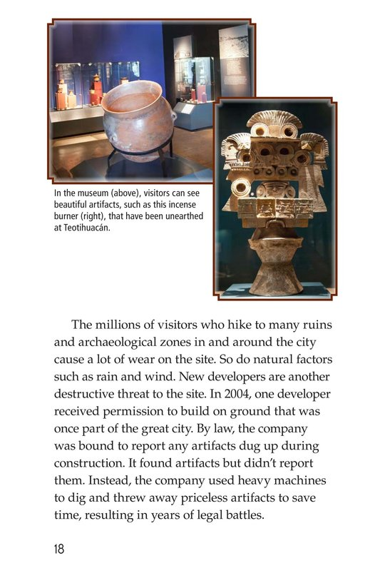 Book Preview For Teotihuacan Page 18