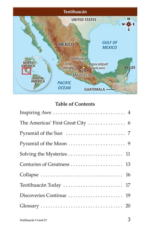 Book Preview For Teotihuacan Page 3