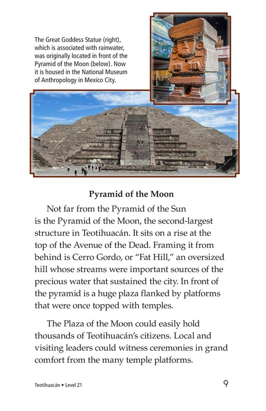Book Preview For Teotihuacan Page 9