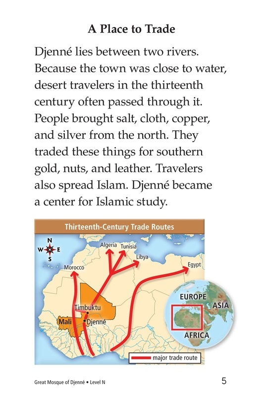 Book Preview For Great Mosque of Djenné Page 5