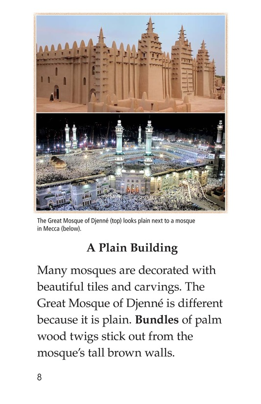 Book Preview For Great Mosque of Djenné Page 8
