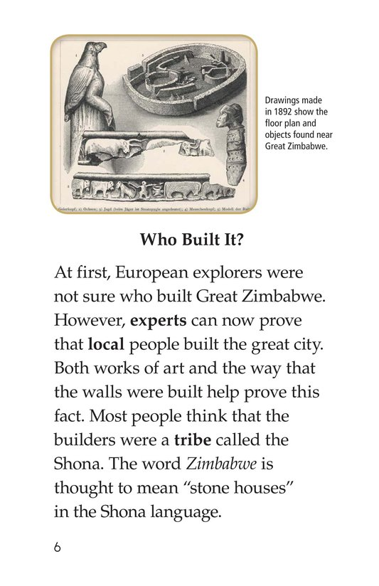 Book Preview For Great Zimbabwe Page 6