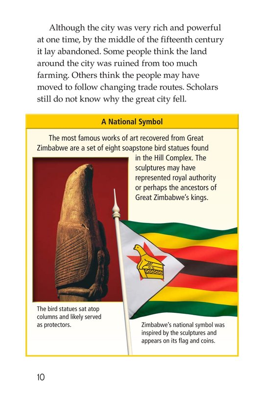 Book Preview For Great Zimbabwe Page 10