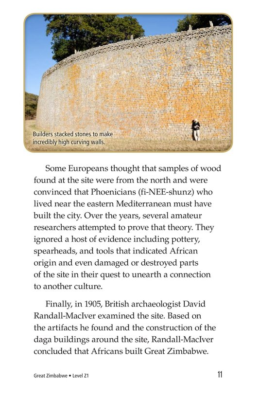 Book Preview For Great Zimbabwe Page 11