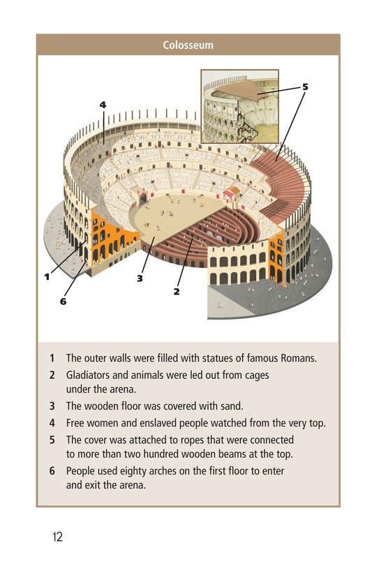Book Preview For Colosseum Page 12