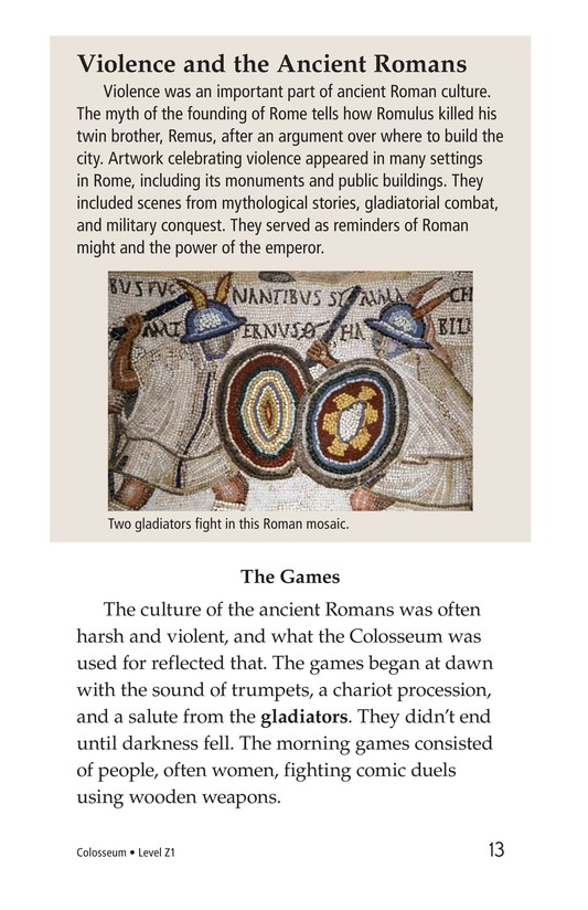 Book Preview For Colosseum Page 13
