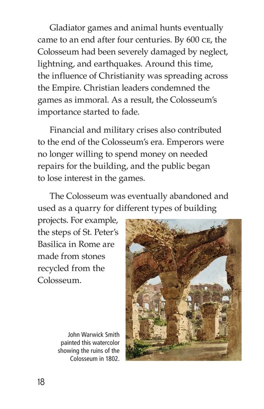 Book Preview For Colosseum Page 18