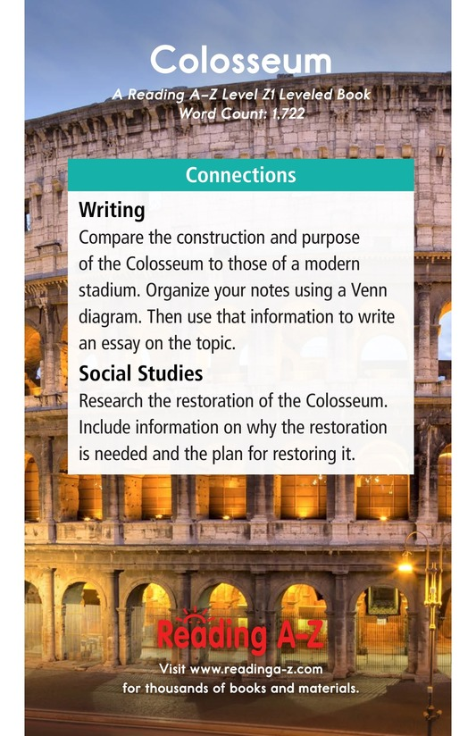 Book Preview For Colosseum Page 21
