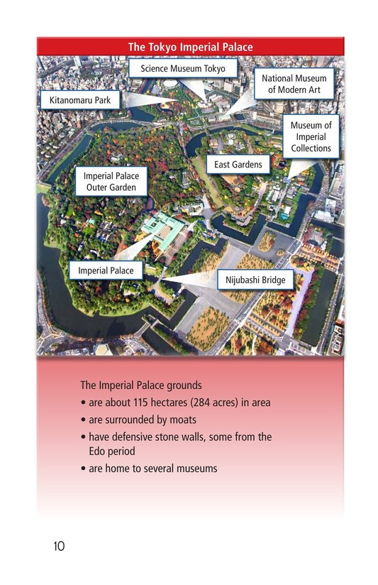 Book Preview For Tokyo Imperial Palace Page 10
