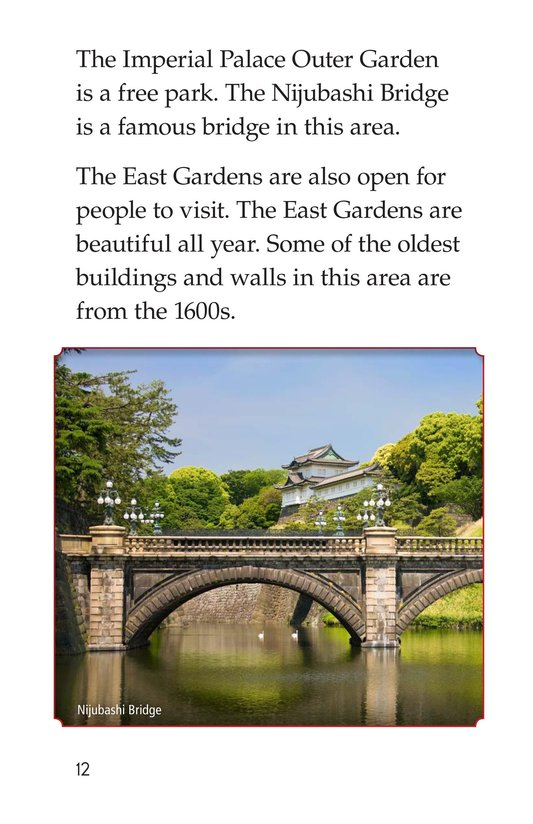 Book Preview For Tokyo Imperial Palace Page 12