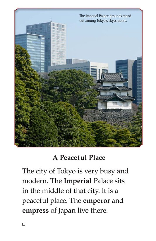 Book Preview For Tokyo Imperial Palace Page 4