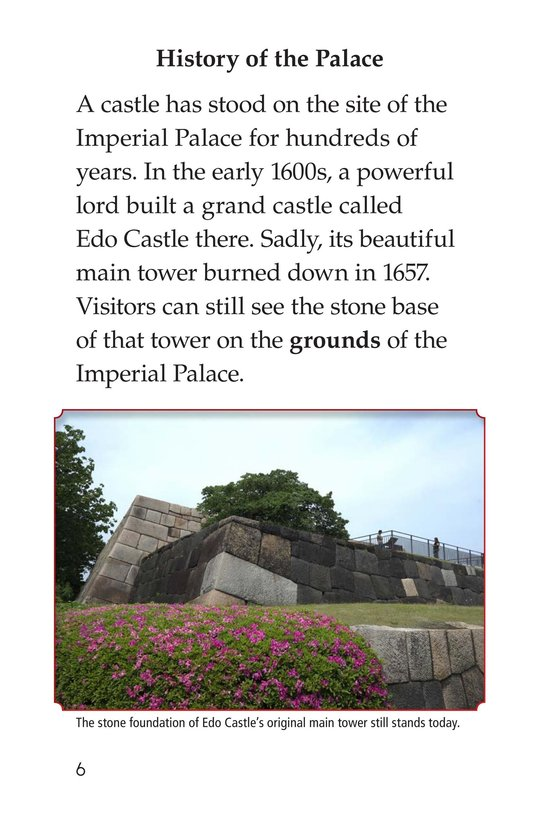 Book Preview For Tokyo Imperial Palace Page 6