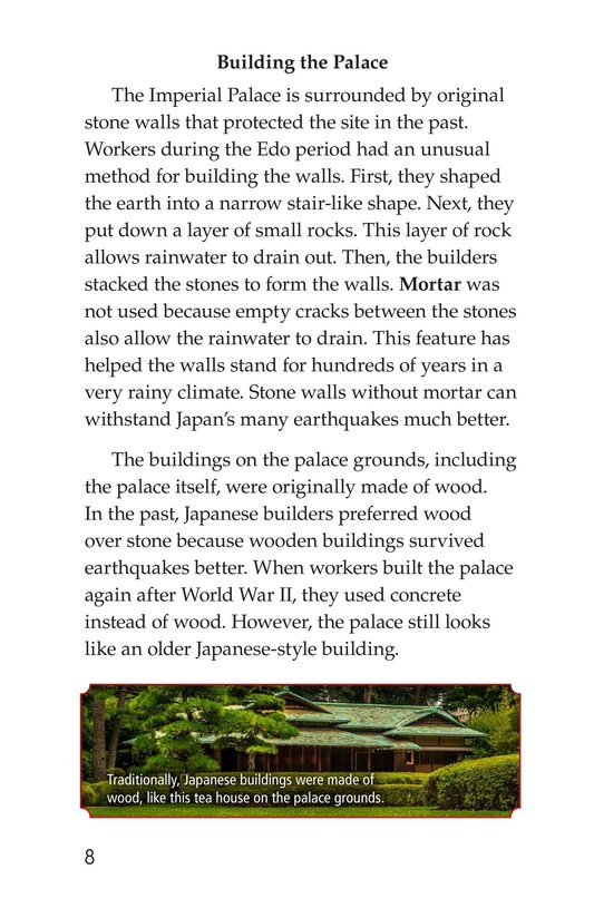 Book Preview For Tokyo Imperial Palace Page 8