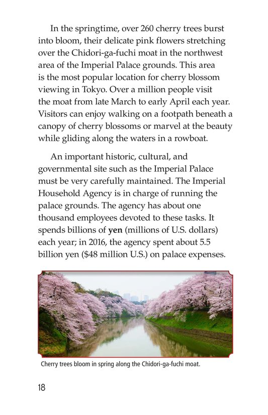 Book Preview For Tokyo Imperial Palace Page 18