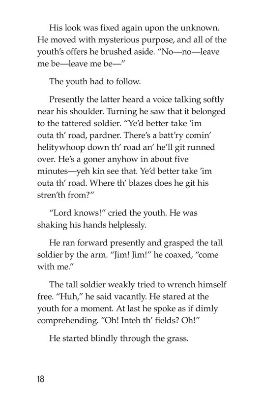 Book Preview For The Red Badge of Courage (Part 6) Page 18