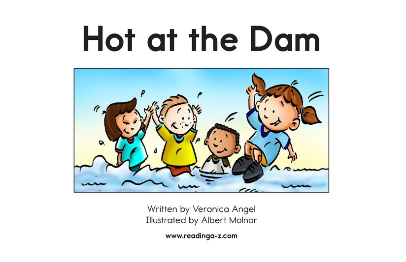 Book Preview For Hot at the Dam Page 2