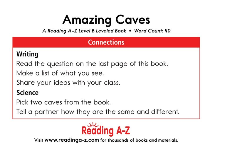 Book Preview For Amazing Caves Page 11