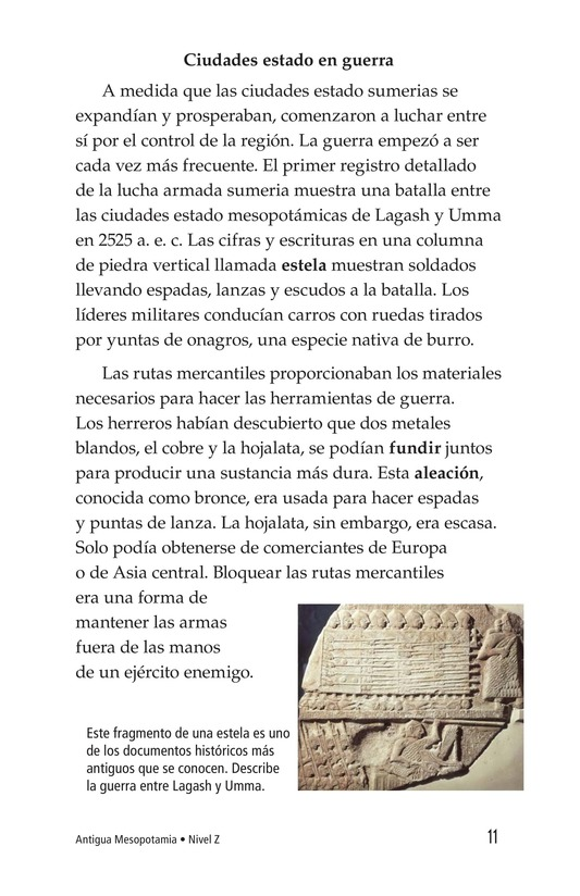 Book Preview For Ancient Mesopotamia Page 11