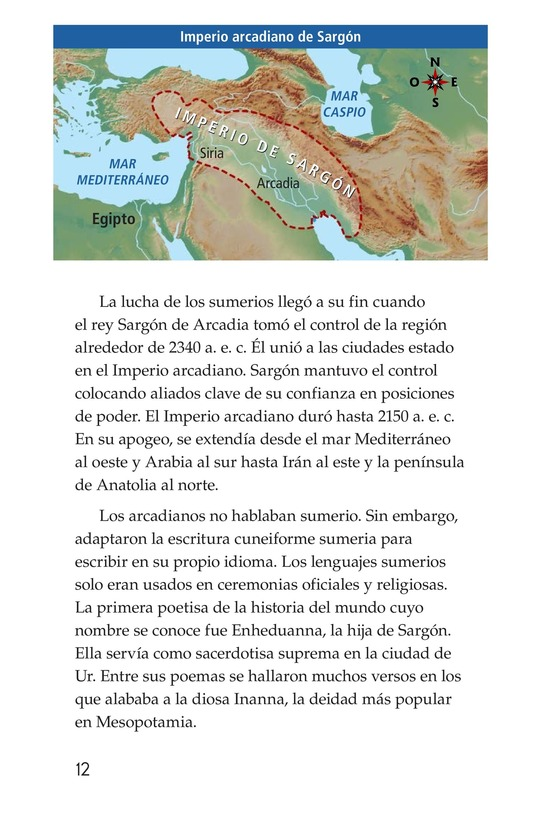 Book Preview For Ancient Mesopotamia Page 12