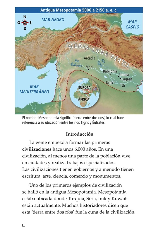 Book Preview For Ancient Mesopotamia Page 4
