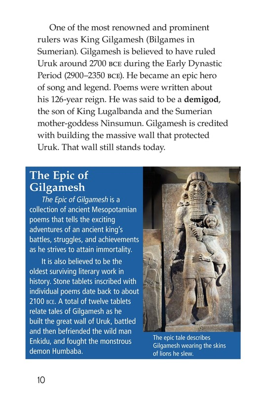 Book Preview For Ancient Mesopotamia Page 10