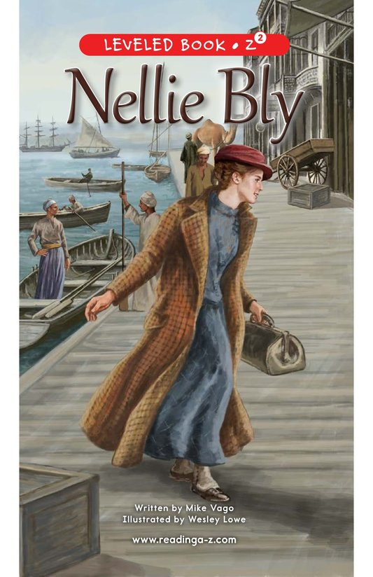 Book Preview For Nellie Bly Page 0