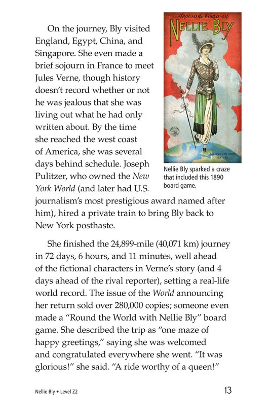 Book Preview For Nellie Bly Page 13