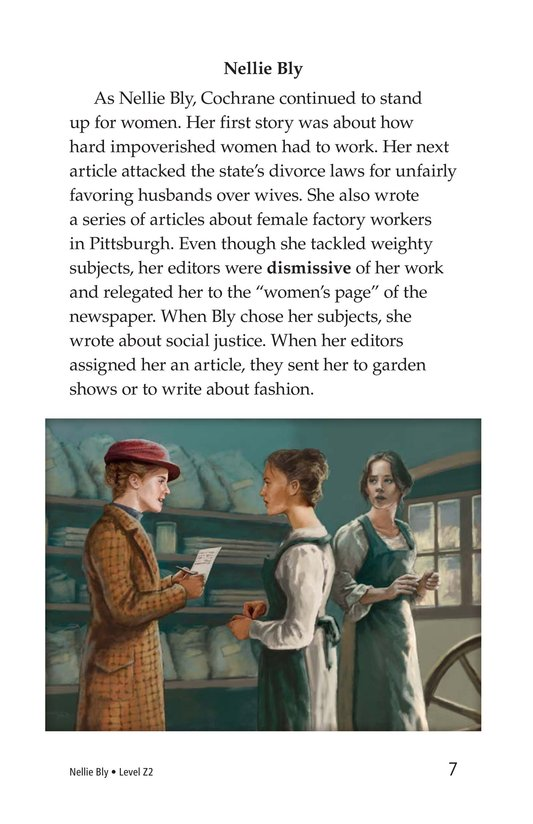 Book Preview For Nellie Bly Page 7