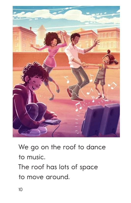 Book Preview For On the Roof Page 10