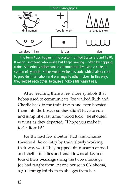 Book Preview For By Hook or by Crook Page 12
