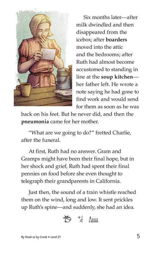 Book Preview For By Hook or by Crook Page 5