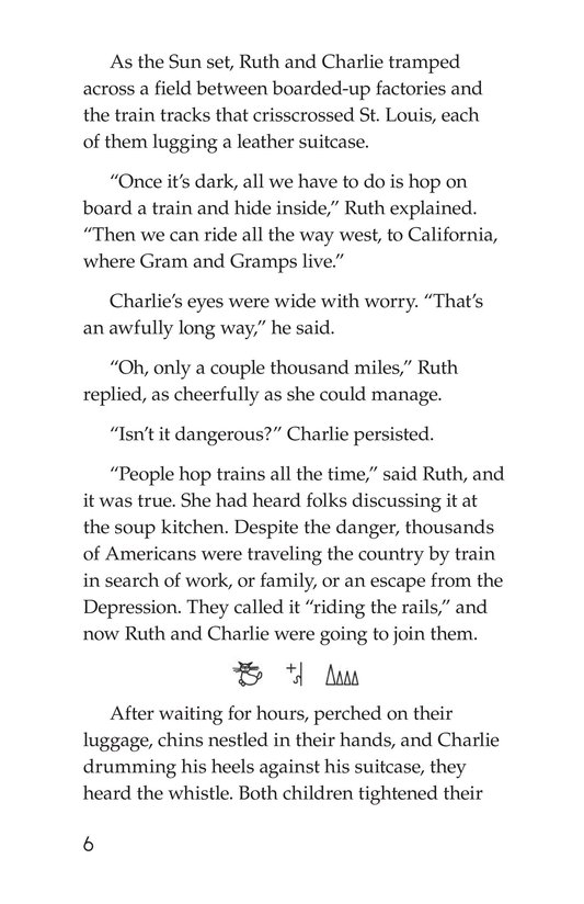 Book Preview For By Hook or by Crook Page 6