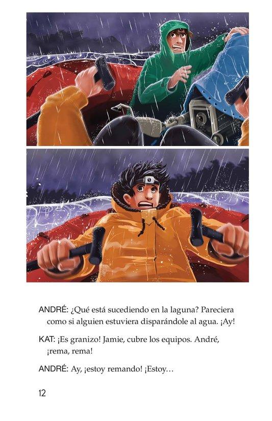 Book Preview For The Treasure of El Dorado Page 12