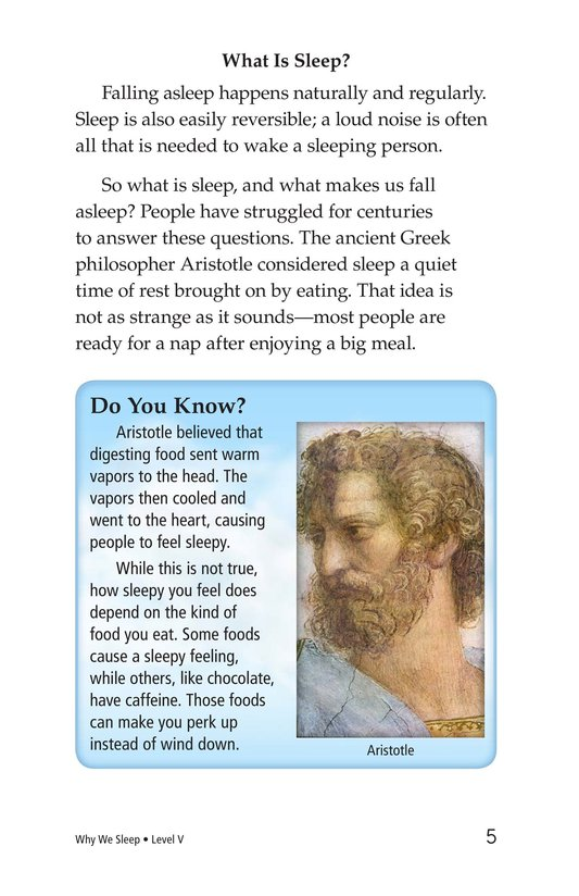 Book Preview For Why We Sleep Page 5