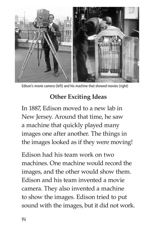 Book Preview For Thomas Edison Page 14